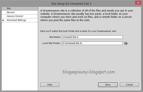 tutorial membuat website dengan dreamweaver cs6 pdf tutorial adobe dreamweaver cs6 pemula 1 blog sepi sunyi