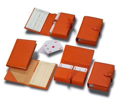 porta carte da gioco astucci porta carte da gioco fashion arte pellettieri