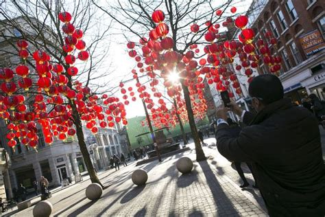 manchester chinatown new year 2015 manchester s new year 2015 set to be one of the