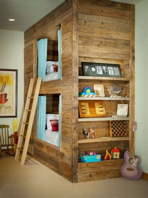 pallet bunk beds 15 adavanced and creative pallet bed ideas
