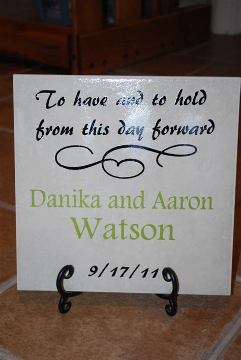 Vinyl Wedding Gift Ideas by Great Idea Using Cricut Vinyl To Make For Wedding Gifts