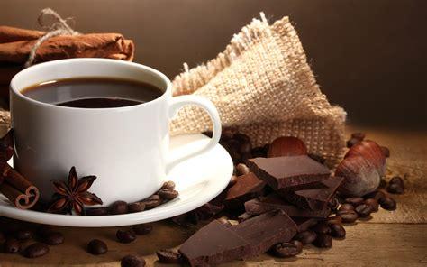 coffee wallpaper high resolution hd coffee chocolate food cups beans high resolution