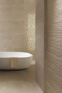 Textured Bathroom Walls » New Home Design