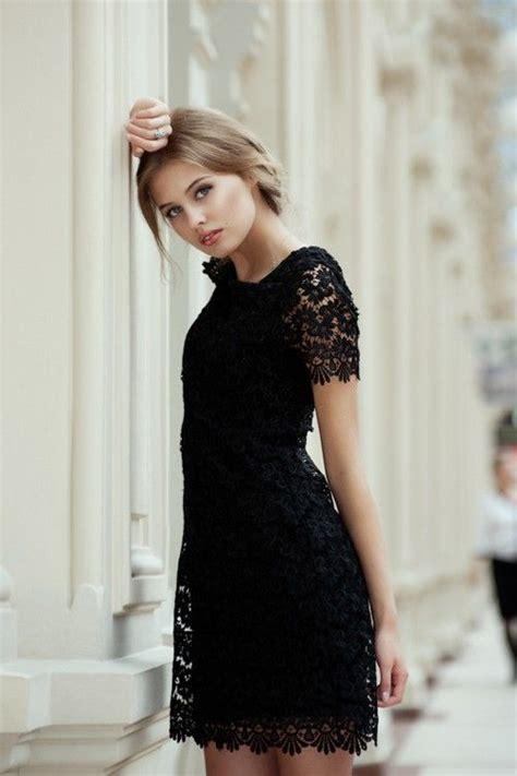 Ways To Wear Lace by Ways To Wear Black Lace Aelida