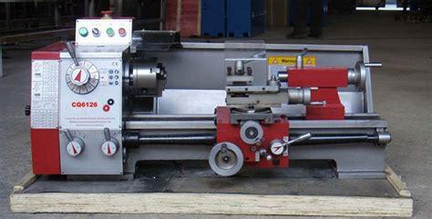 sell bench lathe cq6126 china manufacturer machine