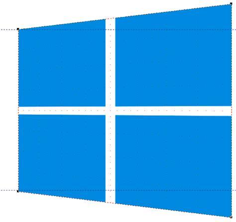 tutorial membuat background coreldraw x4 tutorial cara mudah dan cepat membuat logo windows 8