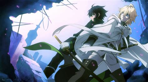 wallpaper desktop español owari no seraph wallpaper 183 download free cool hd