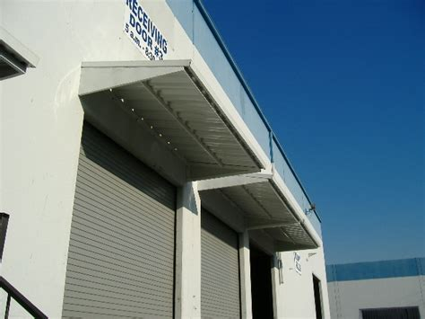Commercial Aluminum Awnings by Commercial Awnings