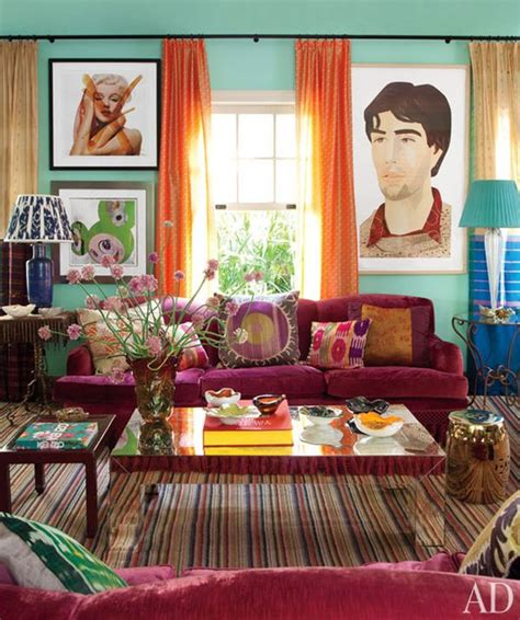 eclectic boho decor home decorating ideas how to achieve an eclectic style