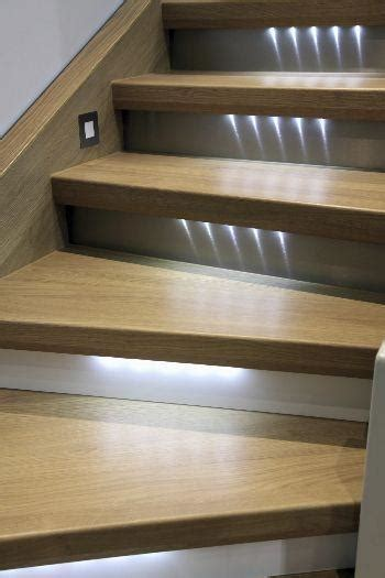 illuminazione scale esterne illuminare le scale