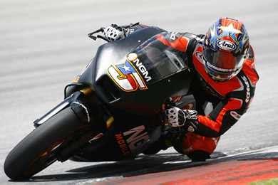 Knalpot Racing Yamaha X Ride Project High Quality colin edwards to race harris built frame in mugello mcn
