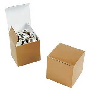 Gold Favor Boxes by Mini Gold Gift Boxes Trading