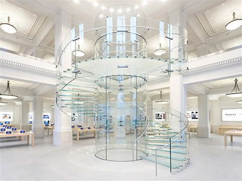Home Design Stores In Amsterdam by Apple Store Amsterdam 187 Retail Design Blog