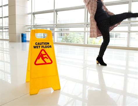 How To Prevent Slip & Fall Injuries