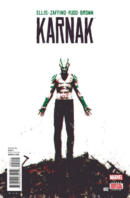 karnak the flaw in karnak 1 the flaw in all things part 1 issue