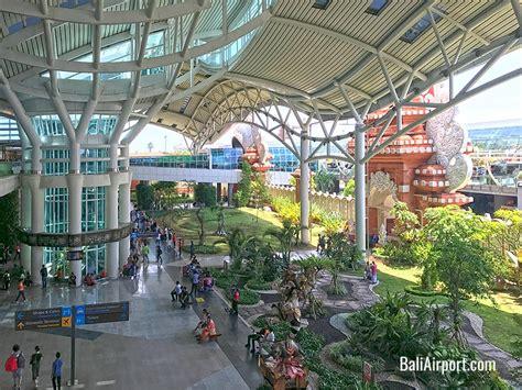 bali airport guide ngurah rai international airport