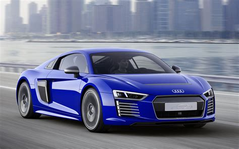 Audi Electric Car by Audi Electric Car Inhabitat Green Design Innovation