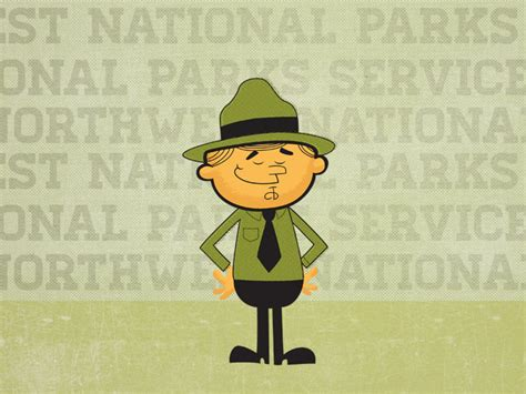 so you want to be a park ranger books support our national parks design by dustin