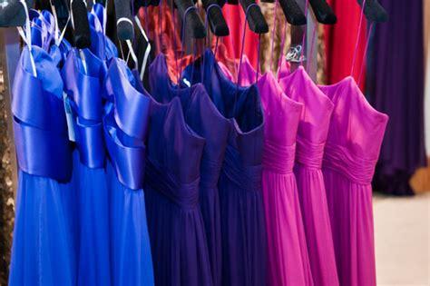 prom dress shopping