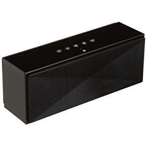 Amazonbasics Ecouteurs by Amazonbasics Enceinte Bluetooth Portable 2 X 3w Noir Price Descuento