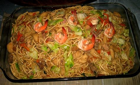 Ina Garte by Pancit Canton A Festive Treat For Any Day The Kitchen