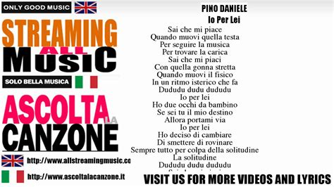 right now testo pino daniele io per lyrics testo
