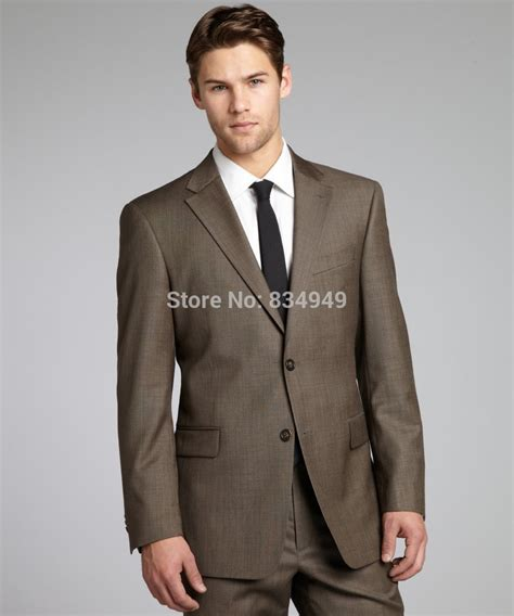 compare prices on brown wedding tuxedos online shopping