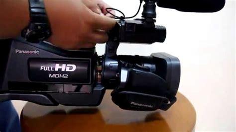 Cashback Panasonic Camcorder Hc Mdh2 Hc Mdh2 Datascript panasonic hc mdh2 unboxing