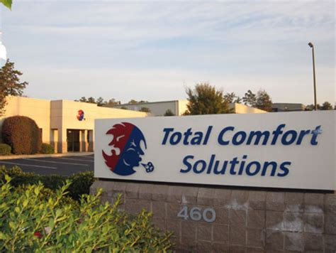 total comfort solutions greenville location