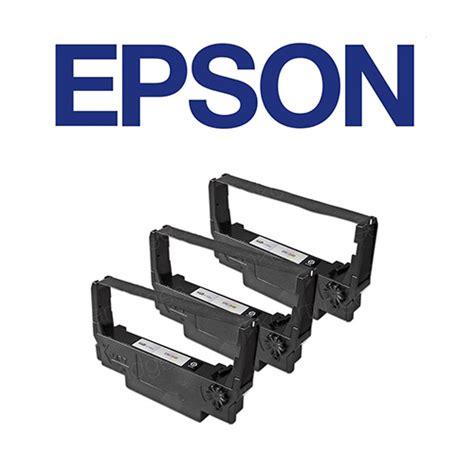 Pita Ribbon Epson Erc 31b epson america erc 31b barcodefactory