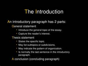 Introduction Essay Structure by Essay Structure Introduction And Outline