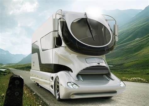 luxury motor homes these luxury rvs are like five hotels on wheels