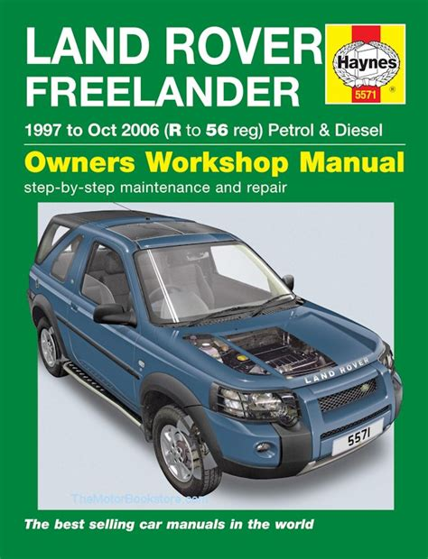 best auto repair manual 2001 land rover freelander lane departure warning land rover freelander haynes repair manual 1997 2006