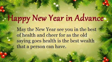 advance happy new year messages sms for fb new year ideas