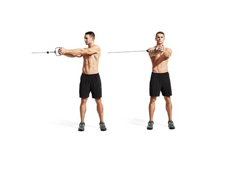 horizontal cable woodchop proper form get more fitness