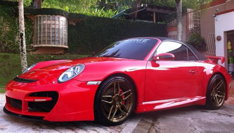 Porsche 977 Carrera 4s by Porsche Gt Kit For 997 Carrera Carrera 4s Nr Automobile