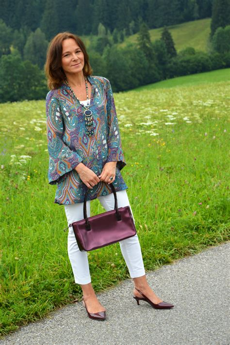 bohemian clothing for older women classic boho chic lady of style