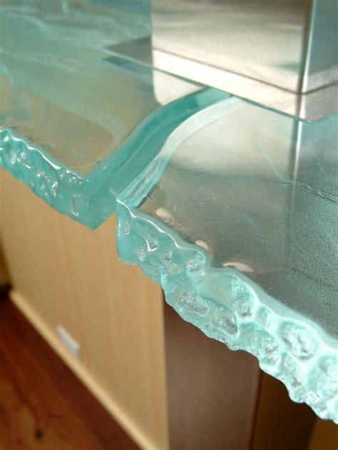 Versatile Countertop with Inner Glow: ThinkGlass