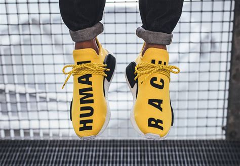 Adidas X Pharrell Nmd Human Race Orange get ready for the pharrell williams x adidas nmd human