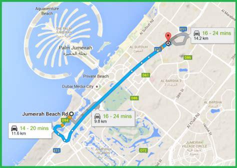 jumeirah resort map hotels near jumeirah dubai united arab emirates