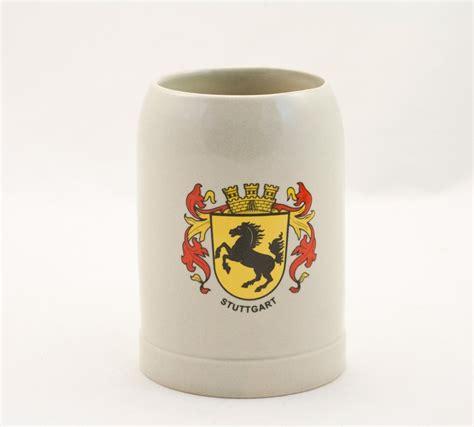 stuttgart coat of arms stuttgart coat of arms mug german mugs boots