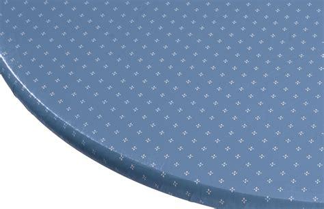 clear elasticized table cover original elasticized vinyl table cover blue 42 quot x 68