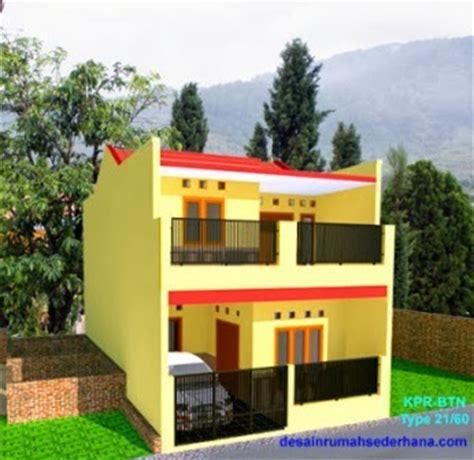 gambar rumah minimalis tipe 21 2 lantai desain rumah minimalis