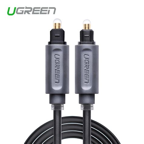 Audio Cable 2 M aliexpress buy ugreen digital optical audio cable