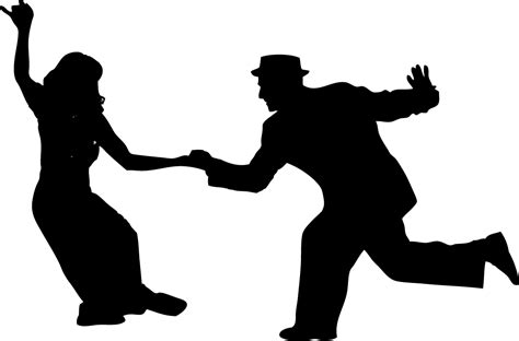 swing dance silhouette swing class wednesdays westchester ballroom ballroom