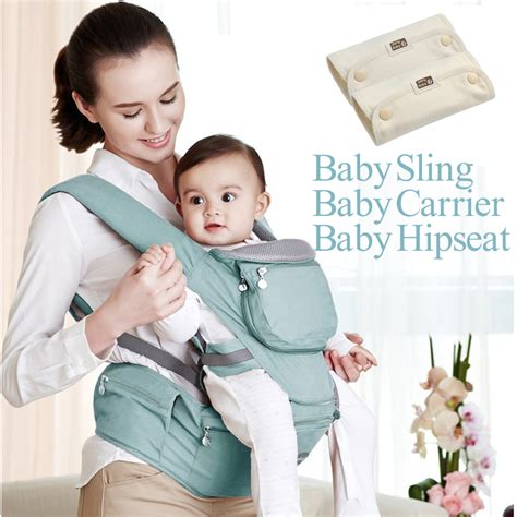 Promo Promo Baby Scots Baby Carrier Sling Gendongan Bayi 2 Go Army 2 36 months 36kg breathable multifunctional ergonomic baby carrier infant comfortable sling