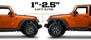 Jeep Wrangler 2 Inch Lift Before And After The Most Exle Demonstrating What A Jeep