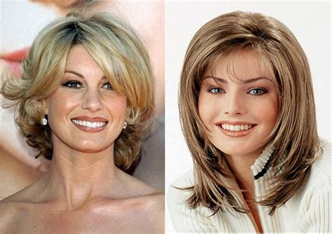 Pictures Of Medium Hairstyles For 60 by Medium Length Hairstyles For 40