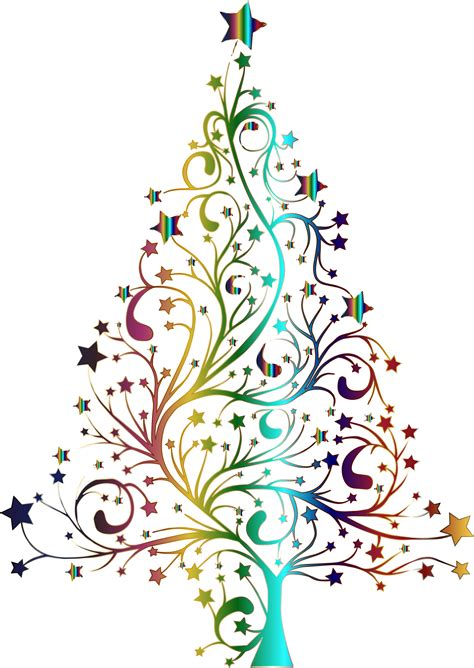 christmas lights clipart free christmas tree clipart transparent background pencil and