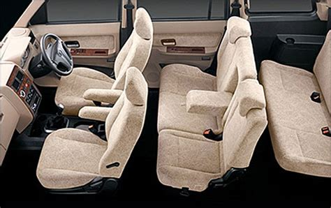 Tavera 7 Seater Interior by The Rs 7 37 Lakh New Mahindra Xylo Its 5 Closest Rivals